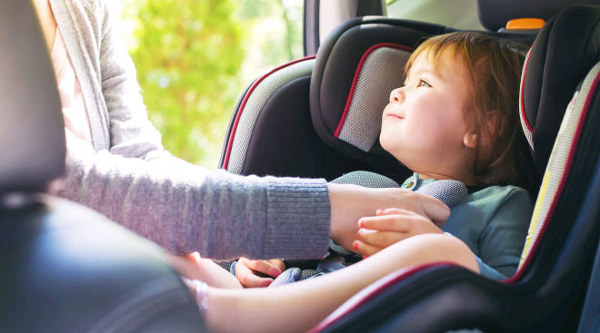 Best convertible car seat for a small car