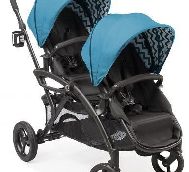 Contours Options Elite Tandem Double Toddler & Baby Stroller