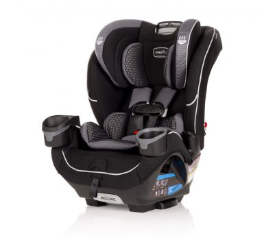 Evenflo EveryFit 4-in-1 Convertible Car Seat1