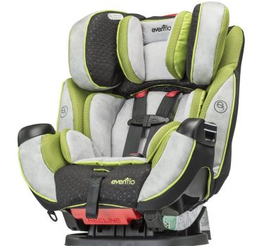 Evenflo Symphony Elite All-in-One Convertible Car Seat1