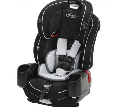 Graco Nautilus SnugLock LX 3 in 1 Harness Booster Car Seat