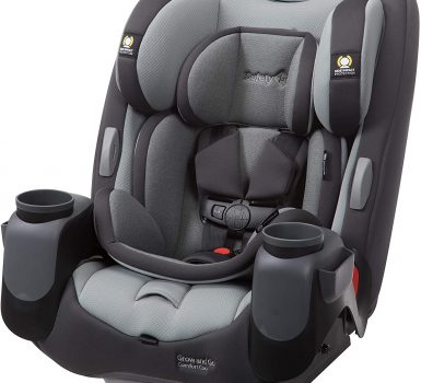 Safety 1st Grow & Go Comfort Cool 3-in-1 Convertible Car Seat