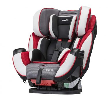 Symphony DLX All-in-One Car Seat1
